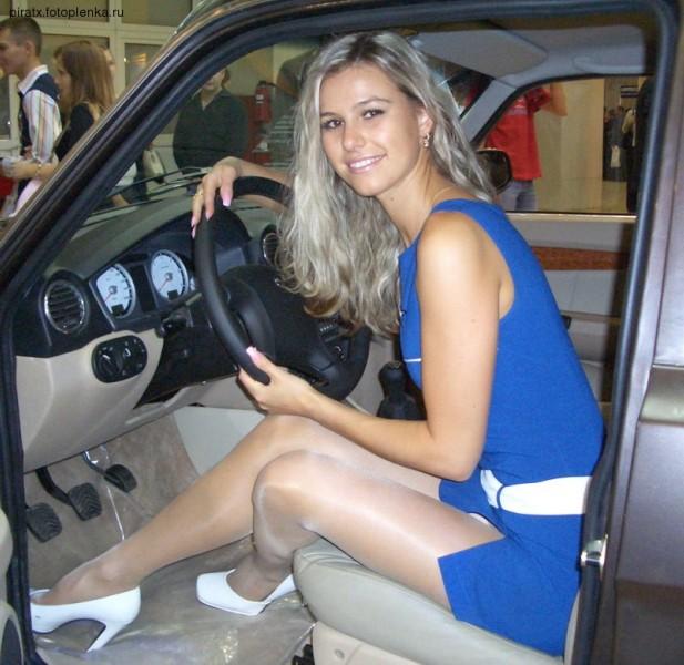 Up skirt car show girls photos gallery