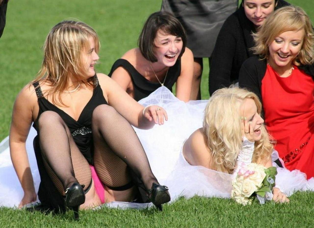 У невест между ног 21 фотография