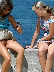 Small short naked girl self teen